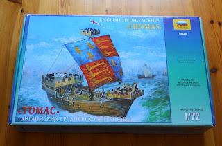 thomas medieval ship