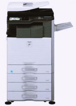 Sharp DX-C400FX Printer PCL6 Driver for Mac