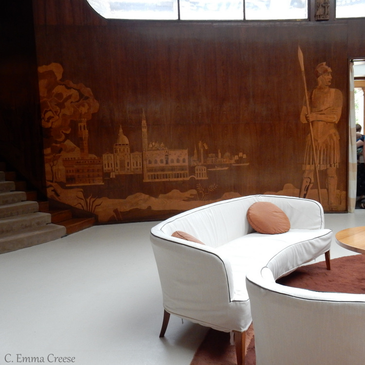 Why you should visit Eltham Palace London Art Deco