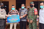 Pemerintah Desa Rimo Salurkan BLT Dana Desa Tahap III Kepada 156 Warga