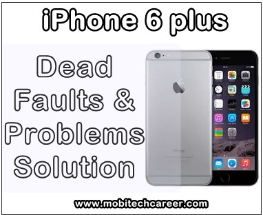 mobile, cell phone, iphone repair, smartphone, how to fix, solve, repair dead Apple iPhone 6 Plus phone, not working, not switch on, full dead phone, problems, faults, jumper, solution, kaise kare hindi me, dead phone repairing, steps, tips, guide, notes, video, software, hardware, apps, pdf books, download, in hindi.