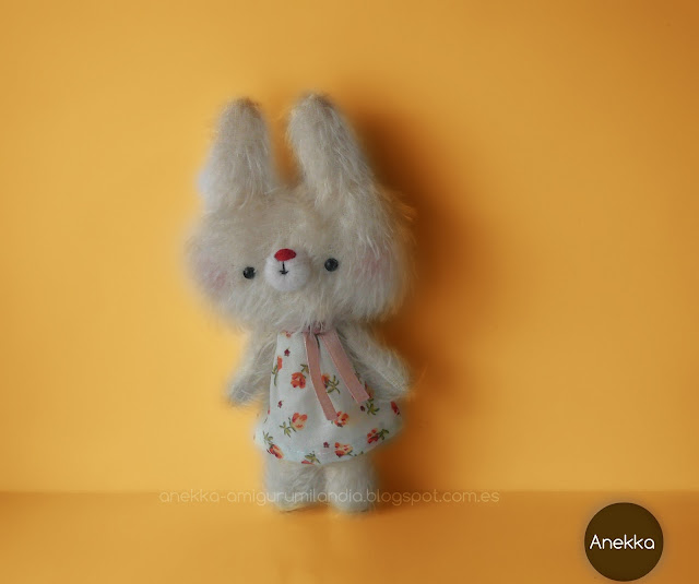 mohair dolls collection