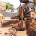 Prefeitura realiza obras de recuperação de bueiros