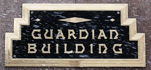 guardian building downtown detroit michigan