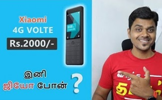 Jio Phone Killer ? Xiaomi Qin AI – My Opinion | Tamil Tech