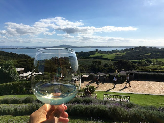 Mud brick Vineyard, Waiheke Island