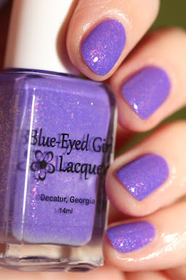 Blue-Eyed Girl Lacquer BEGL My Precious