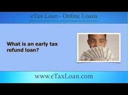 Tax Refund Loan