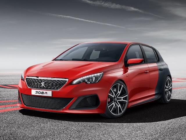 Nouvelle génération de Peugeot au salon de Francfort