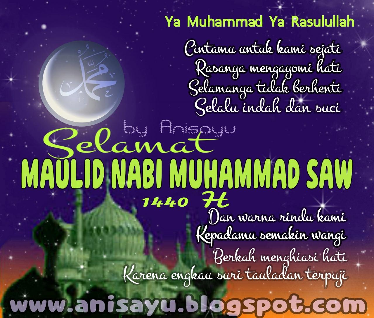 Puisi Cinta Nabi Muhammad Celoteh Bijak