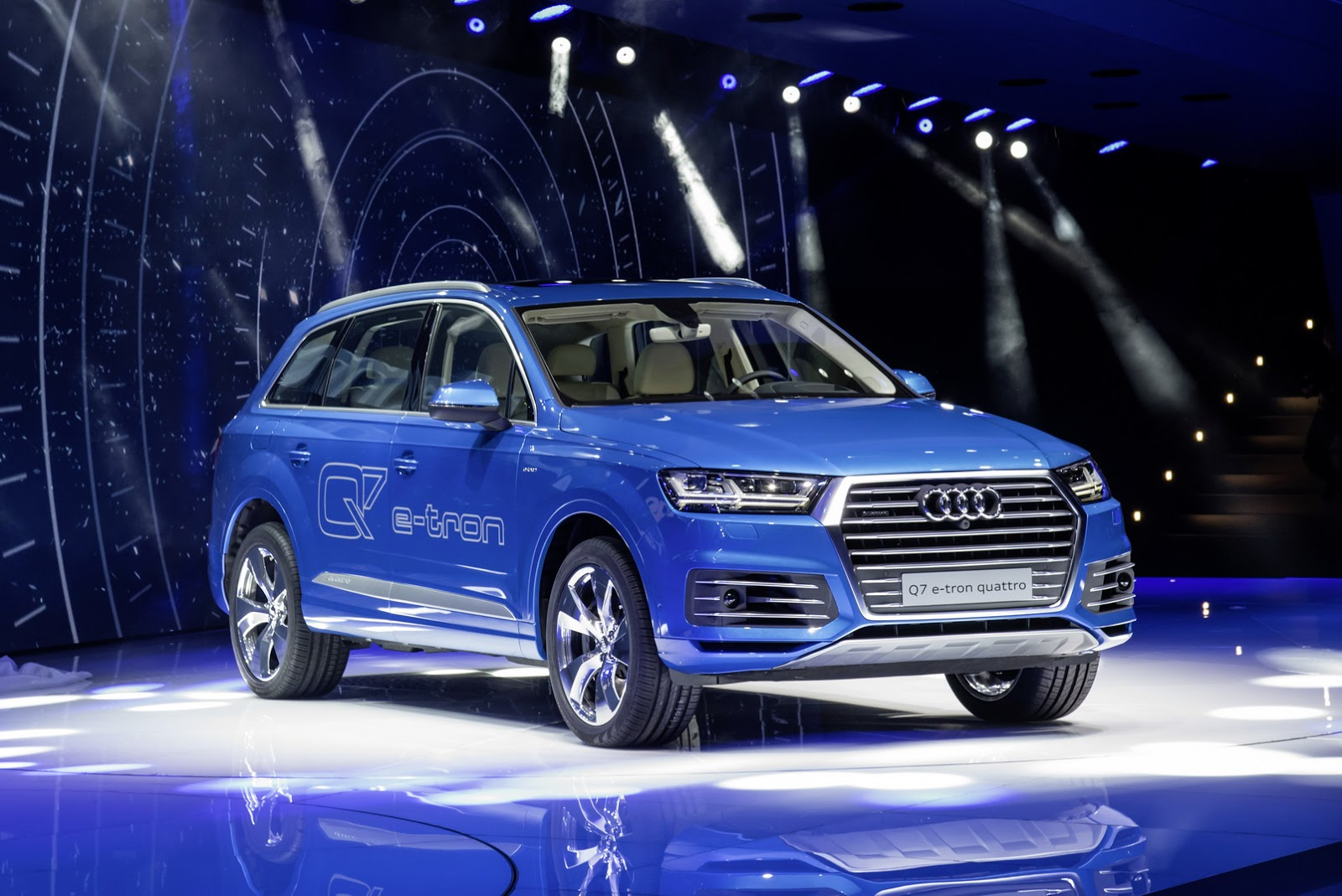 Audi Q7 E Tron >> Audi's Q7 E-Tron Solves The Dilemma Between PHEVs And Diesels