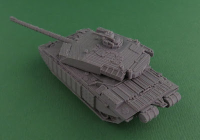 British Challenger 1 picture 3