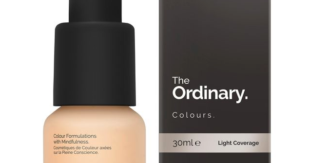 Review The Ordinary Serum Foundation 3 1y Misstrendable