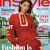 August Cover Star, Bella Hadid Looks Stunning In Crimson As She Talks Real On Instyle Magazine
