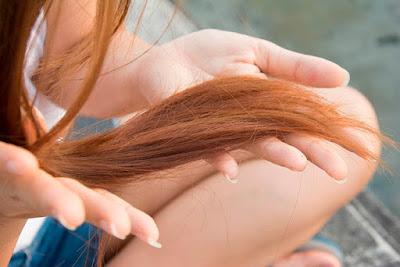 La meilleure recette maison pour hydrater les cheveux secs