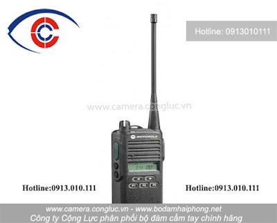 Bộ đàm Motorola CP 1300.