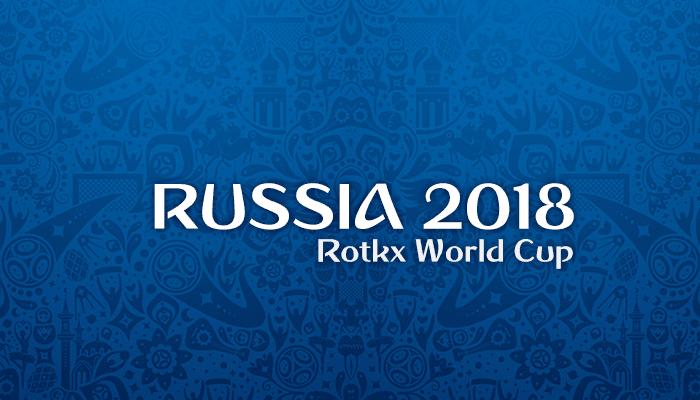 خط روسيا 2018 - Russia 2018 Font