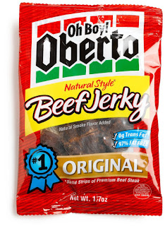 beef jerky- perfect toddler snack for on the go!