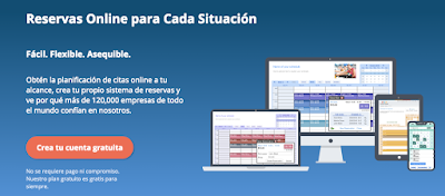 software reservas online coches