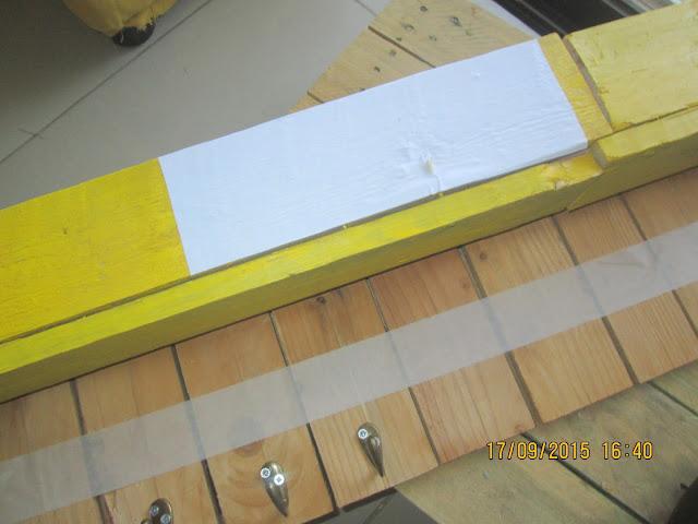 IMG 0078 - איך מכינים מדף ממשטח פריקה?