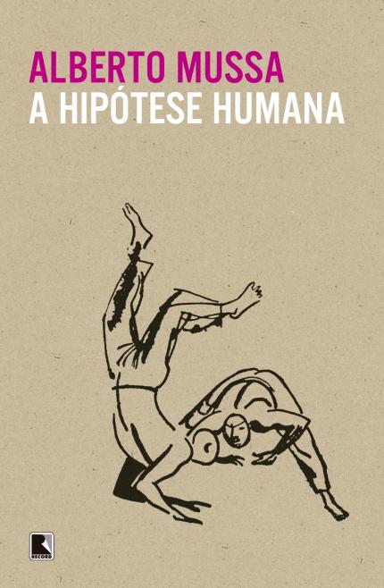 Capa do livro A Hipótese Humana