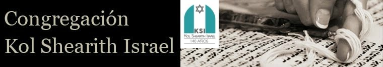 Congregacion Kol Shearith Israel - Blog