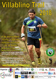 Carrera Villablino Trail 2018