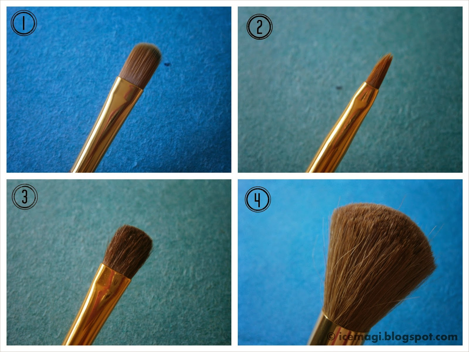 Avon brushes