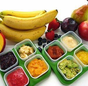 Meyve Püresi Hazırlama, Meyve Püresi Tarifi