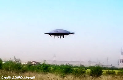 ADIFO - All-Directional Flying Object