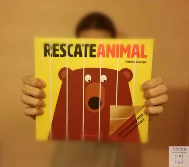 """""""Uratuj mnie"""", czyli książka o dobroci dla zwierząt"""