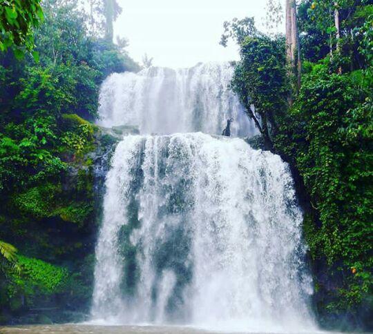 Air terjun Ratu, Talang Ramban