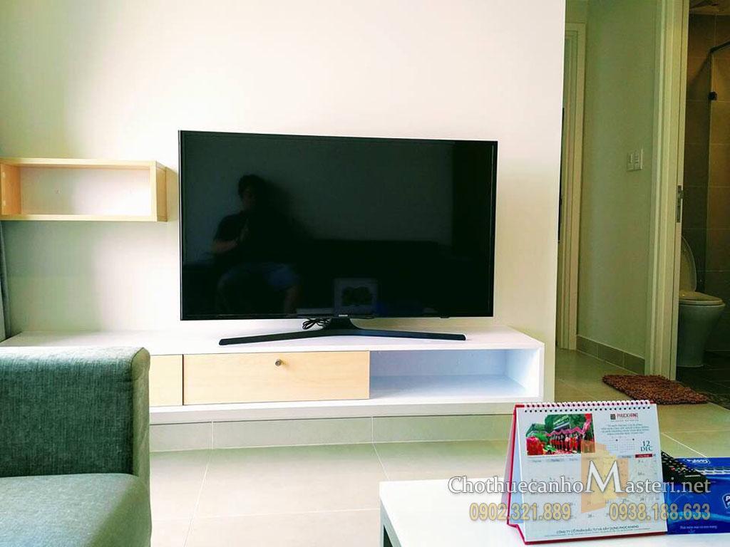 Cho thuê Masteri Thảo Điền T1 block A tầng 27 căn hộ 2PN view đẹp - hình 3