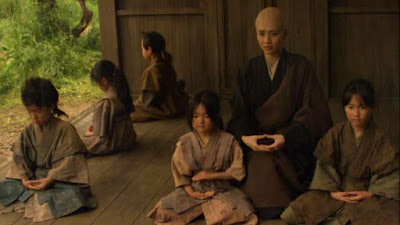scenes from the Buddhist Zen Movie on Dogen, Zen 2009