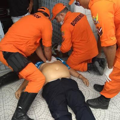Em Delmiro Gouveia, homem morre após sofrer infarto