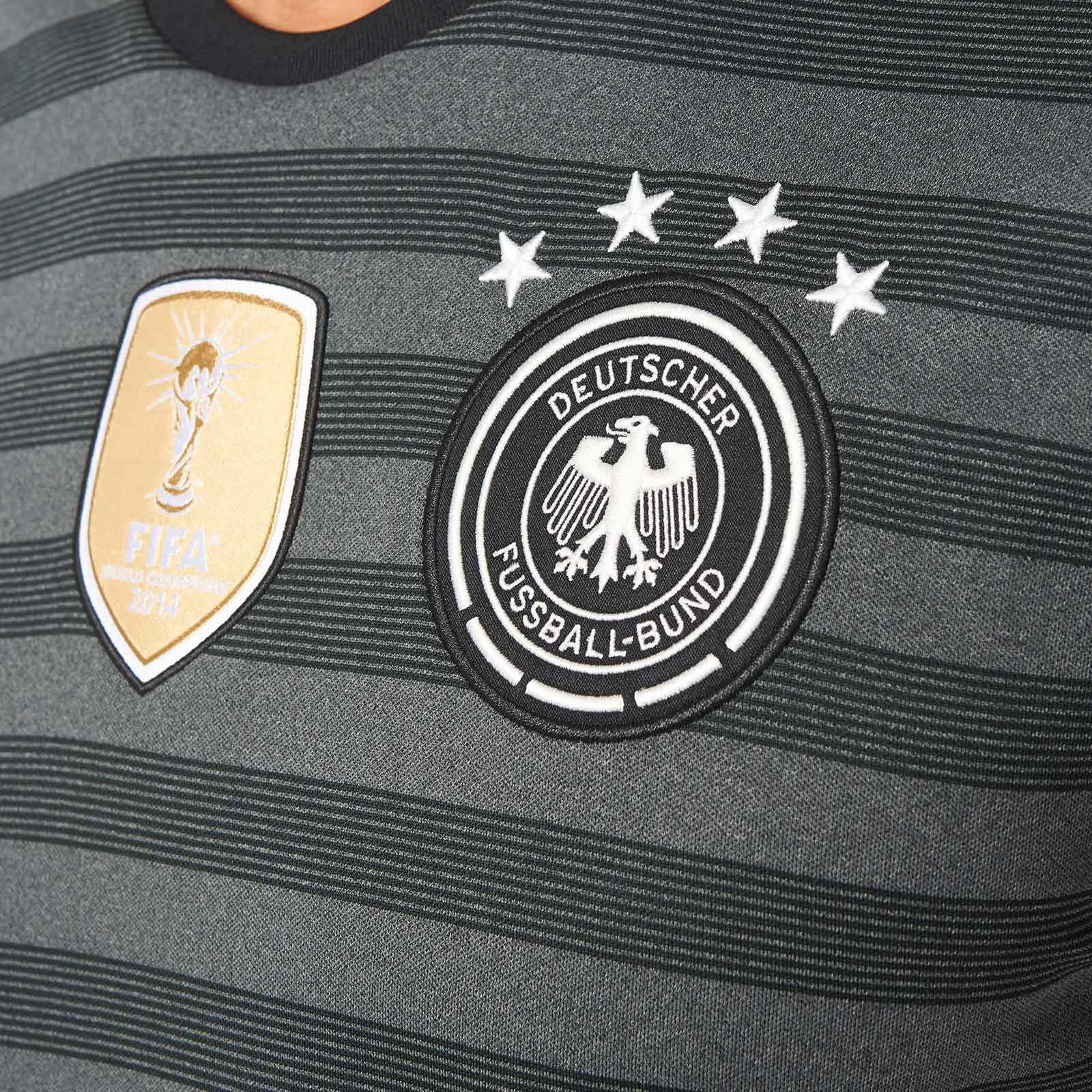E a camisa 2 da Alemanha para Euro 2016  Gostaram  - Alemanha ... 4bddb0d0afea4
