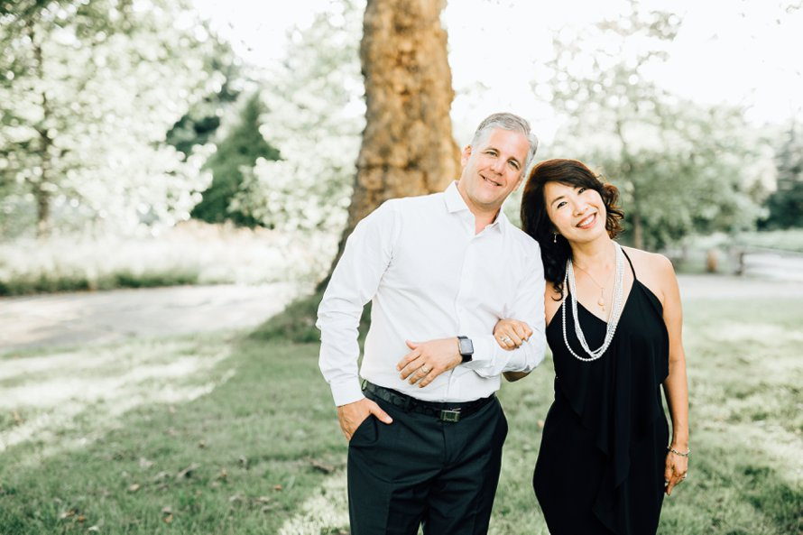 Romantic Seattle Anniversary Session by Something Minted and Something More Photography