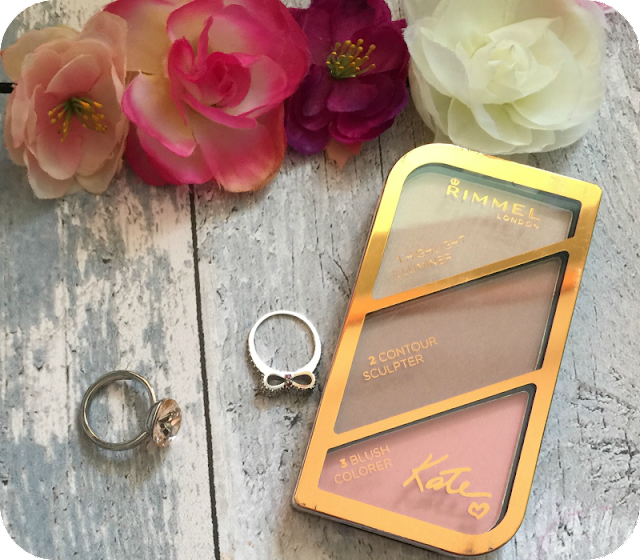 rimmel kate sculpting palette review
