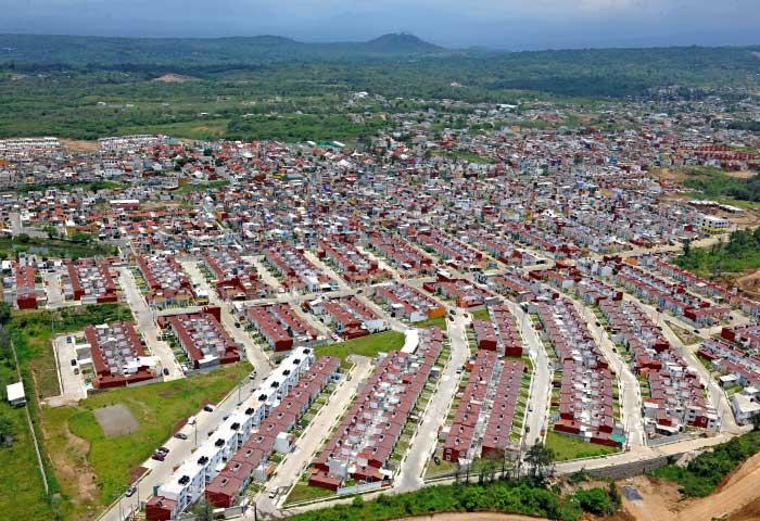 Instalaciones eléctricas residenciales - Fraccionamiento de viviendas