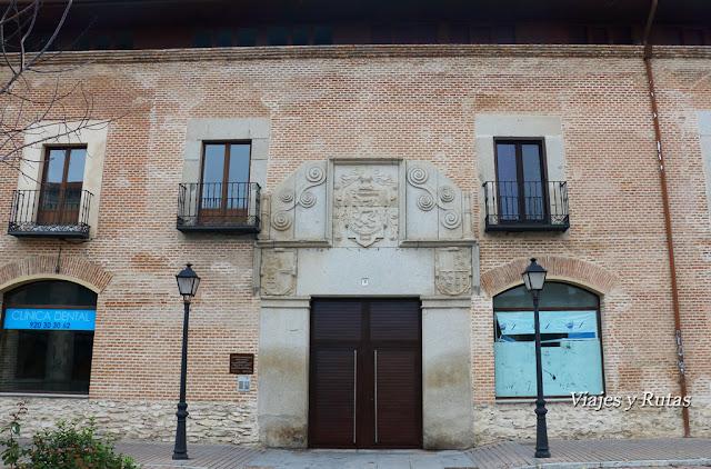 Palacio de Cárdenas, Arévalo