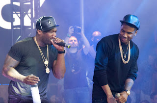 50 Cent 'Big Rich Town' 2 feat Trey Songz