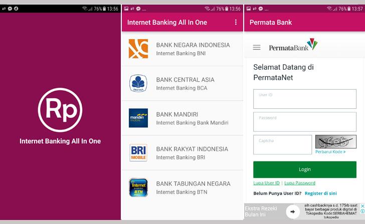 Cara Mudah Internet Banking Bank Nasional Indonesia
