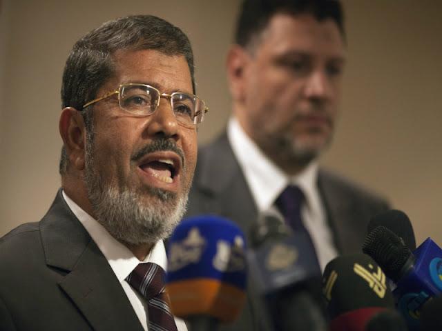 Presiden Mesir Mohamed Mursi Tunjuk Wanita Kristen Jadi Wapres