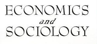 Pengertian Sosiologi Ekonomi