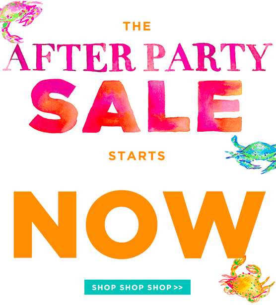 8af8913bb512d The Lilly Pulitzer After Party Sale Starts Today + A Lilly Giveaway ...
