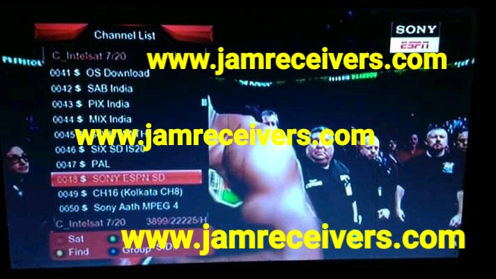 StarTrek Sr-9990 Magic Tv New PowerVu Software 2019 - Jam Receivers