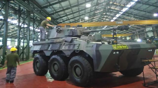 Pindad Ungkap Alasan Kerja Sama dengan Turki Bikin Tank Harimau