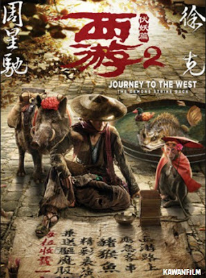 Journey to the West: The Demons Strike Back (2017) Bluray Subtitle Indonesia