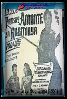 Prinsipe Amante sa Rubitanya (1951)