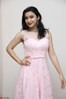 Sakshi Kakkar in beautiful light pink gown at Idem Deyyam music launch ~ Celebrities Exclusive Galleries 020.JPG